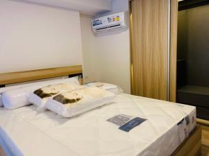 For RentCondoOnnut, Udomsuk : (Urgent rent!!) Siamese Sukhumvit 87, Duplex room, high floor, next to BTS On Nut.
