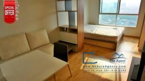 For RentCondoPattanakan, Srinakarin : Condo for Rent  U Delight Residence Patthanakarn (9k + washing machine)