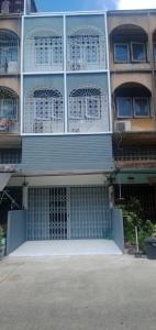 ขายตึกแถว อาคารพาณิชย์เสรีไทย-นิด้า : อาคารพาณิชย์ ใกล้สถานีรถไฟฟ้าแยกลำสาลี ซ.รามคำแหง 58/3