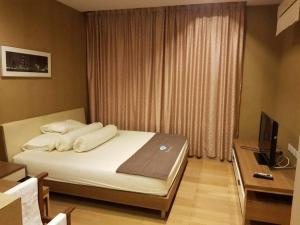 เช่าคอนโดสุขุมวิท อโศก ทองหล่อ : คอนโดให้เช่า Siri At Sukhumvit  BA21_08_277_05 ห้องสวย เครื่องใช้ไฟฟ้าครบ ราคา 22,999 บาท