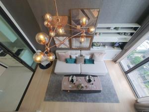 เช่าคอนโดพระราม 9 เพชรบุรีตัดใหม่ : คอนโดให้เช่า Chewathai Residence Asoke BA21_09_180_02 ห้องสวย เครื่องใช้ไฟฟ้าครบ ราคา 23,999 บาท