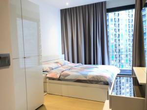 For RentCondoRama9, RCA, Petchaburi : (For rent, Covid price!!) Ashton Ashton Asoke Rama 9, high floor, 1 bedroom, fully furnished. move in immediately