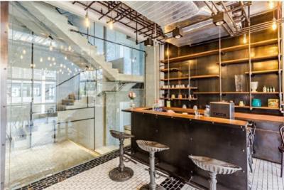 เช่าสำนักงานพระราม 9 เพชรบุรีตัดใหม่ : 🔥 Office Ratchada - Rama 9 : Luxury Furniture 🔥