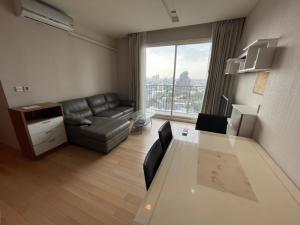 เช่าคอนโดสุขุมวิท อโศก ทองหล่อ : Siri at Sukhumvit For Rent !!! 35,000 บาทเท่านั้น 2 ห้องนอน 2 ห้องนำ้ ขนาดใหญ่ 69.04 ตรม ตกแต่งพร้อมอยู่ นัดดูได้เลย