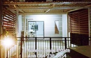 เช่าทาวน์เฮ้าส์/ทาวน์โฮมสำโรง สมุทรปราการ : ให้เช่าทาวโฮม โมดิ วิลล่า ลาดกระบัง-สุวรรณภูมิ  โมเดิร์นทาวน์โฮม หน้ากว้าง 5 ม. พื้นที่ 19 ตารางวา พื้นที่ใช้สอย 120 ตร.ม.