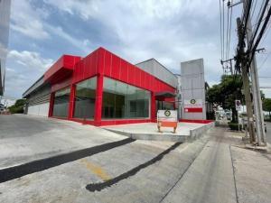 For RentShowroomPattanakan, Srinakarin : 📍For rent Showrooms Phatthanakan, width 16 m. | | Good location