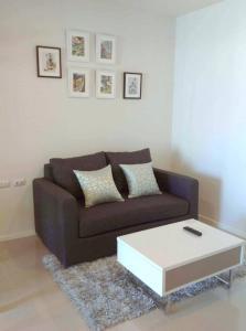 For RentCondoRama9, Petchburi, RCA : For Rent  Aspire Rama 9 1 Bedroom 14,000 Baht