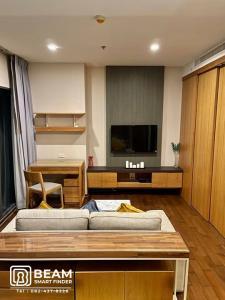 For RentCondoSukhumvit, Asoke, Thonglor : NB017_P🥰Noble Remix Sukhumvit36🥰**Beautiful room, fully furnished, ready to move in**