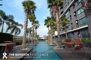 For SaleCondoRama9, RCA, Petchaburi : Condo Asoke-Dindaeng @ 2.5 MB All in - Fully furnished High Floor 20+ Best Price