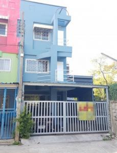 For RentTownhouseNawamin, Ramindra : 🏡 Townhome behind the edge of 3 floors, Thanyakan Village (H029)