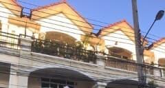 For SaleTownhouseLadprao101, The Mall Bang Kapi : H0117-A😍 For SELL ขายทาวน์เฮ้าส์ 3 ชั้น,🚪3 ห้องนอน🚄ใกล้ เดอะมอบางกะปิ🏢ลาดพร้าว🔔พื้นที่บ้าน:26.50ตร.วา🔔พื้นที่ใช้สอย:200.00ตร.ม.💲ขาย:4,700,000฿ O86-454O477, O99-5919653✅LineID:@sureresidence