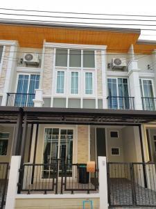 เช่าทาวน์เฮ้าส์/ทาวน์โฮมบางนา แบริ่ง : ให้เช่าทาวน์โฮม โกลเด้น ทาวน์ บางนา-สวนหลวง Golden Town Bangna-Suanluang