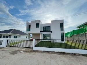 ขายบ้านเชียงใหม่ : บ้านสร้างใหม่ สไตล์โมเดิร์น สันทราย วิวดีสุดๆ