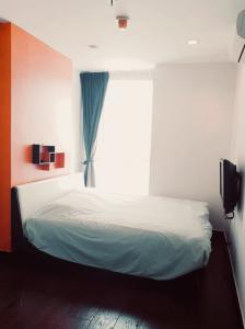 เช่าคอนโดราชเทวี พญาไท : เช่าด่วน !! ห้องแต่งสวยมาก ชั้นสูงวิวสวย IDEO Q Phayathai