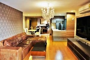 เช่าคอนโดพระราม 9 เพชรบุรีตัดใหม่ : *R210024*Nice Unit For Rent at Condo Belle Grand Rama9 Type 2 bedroom 1 bathroom 78sqm 21th Floor Price Only 28,000/month Plz contact to visit