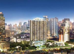 For SaleCondoRama9, RCA, Petchaburi : Supalai Premier Place Asoke The Heart of Asoke Just only 88,XXX/Sqm!!!
