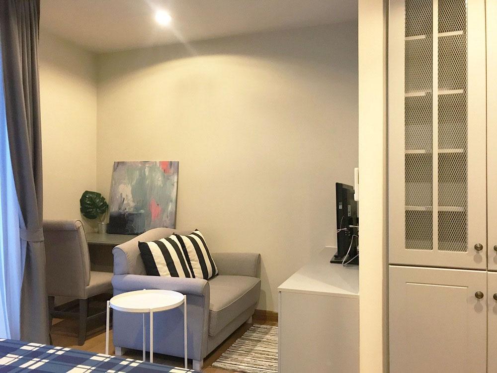 For RentCondoSapankwai,Jatujak : The Editor Saphankhwai fully furnished + City view (near BTS Saphan Khwai, Paolo Hospital Phaholyothin, Big-C Saphan Khwai)