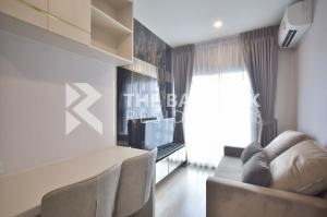 For SaleCondoRatchadapisek, Huaikwang, Suttisan : Noble Revolve Ratchada 2 for sale, near MRT, 3.6 million, 1 bedroom, 1 bathroom, 26 square meters, Pls.call 090-9193641 G
