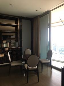 For RentCondoWitthayu,Ploenchit  ,Langsuan : 🔥Hot Deal🔥Magnolias Ratchadamri Boulevard ⭐2 bedroom / High floor / 83 sqm / Only 70,000 B 【065-4742891】