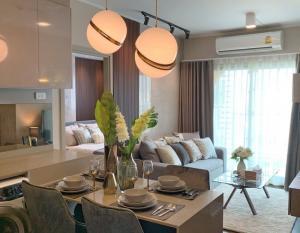For RentCondoOnnut, Udomsuk : 2Bed at iDEO Sukhumvit 93 Luxury furnished Hot Deal!! Covid Price