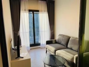 For RentCondoRama9, RCA, Petchaburi : New condo, ready to move in!! 🔥Life Asoke Hype 1 Bed plus 💋 good price 17,000 baht per month 35 sq m.