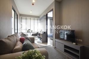 For SaleCondoRama9, New Petchburi, RCA : Condo for sale RHYTHM Asoke, 1 bedroom, 1 bathroom, 4.4 million, 32Sq.m high floor, Fully Furnished Unit, Pls.call 090-9193641 Jee