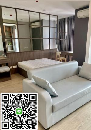 เช่าคอนโดสยาม จุฬา สามย่าน : Ideo q chula 1 ห้องนอน ชั้นสูง 17000💥💥