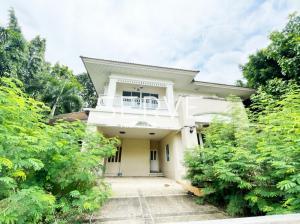 For SaleHouseBang kae, Phetkasem : The Waterhouse for SALE // Single House for Sale in Phetkasem (As is)