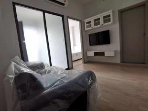 เช่าคอนโดพระราม 9 เพชรบุรีตัดใหม่ : ราคาถูกสุดในตึก ideo new rama9/1 bed/32 sqm/10k