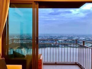 เช่าคอนโดพระราม 3 สาธุประดิษฐ์ : 💥ให้เช่า คอนโดวิวแม่น้ำเต็ม 2ห้องนอนเพียง25,000บาท💥 คอนโดยูดีไลท์ พระราม3 ห้องสวยมาก วิวสวยมากคะ