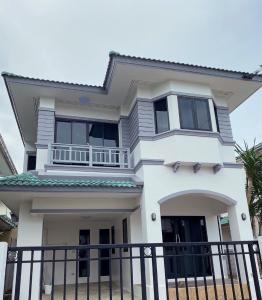 เช่าบ้านเสรีไทย-นิด้า : ให้เช่าบ้านเดี่ยว หมู่บ้านพฤกษาชาติ รามคำแหง 118