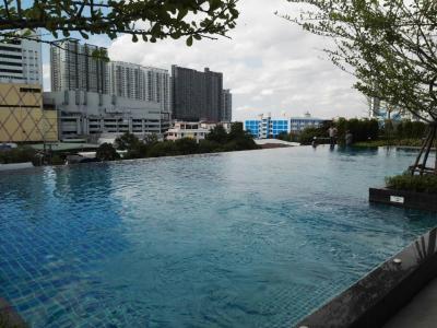 For SaleCondoThaphra, Wutthakat : Condo for sale: Supalai Loft, Talat Phlu Station, 8th floor, garden view, 33 sq m.