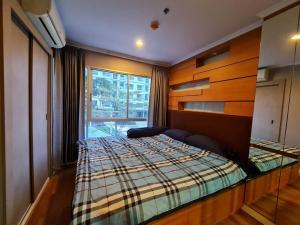 เช่าคอนโดพระราม 3 สาธุประดิษฐ์ : ++ห้อง Built in แต่งสวย ++  ให้เช่าคอนโด ลุมพินี พาร์ค ริเวอร์ไซด์ พระราม 3 ตึก D