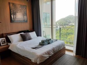 เช่าคอนโดพัทยา บางแสน ชลบุรี ศรีราชา : E237 ให้เช่าคอนโด Marina Bay Front ศรีราชา ขนาด 35ตรม.มีอ่างอาบน้ำและเครื่องซักผ้า