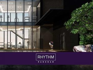 ขายคอนโดราชเทวี พญาไท : ★☆★☆ ขาย Rhythm Rangnam 1 ห้องนอน 35 ตรม เริ่มต้น 7.45 ล้านบาท ★☆★☆