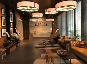 For SaleCondoSukhumvit, Asoke, Thonglor : Condo for sale, The Loft Ekamai, 2 bedrooms, 2 bathrooms, 14 million baht.