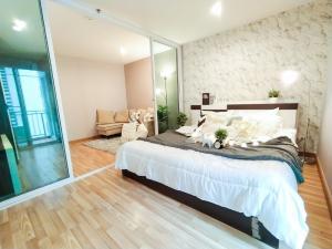ขายคอนโดลาดพร้าว เซ็นทรัลลาดพร้าว : ห้องสวย ตกแต่งทั้งห้อง สภาพนางฟ้า ราคาดีสุดๆ ผ่อนแค่ 5,xxx!!  รีเจ้นท์ โฮม ลาดพร้าว Regent 12