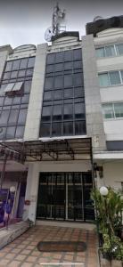 เช่าตึกแถว อาคารพาณิชย์คลองเตย กล้วยน้ำไท : RPJ209ให้เช่าอาคารพาณิชย์  4.5 ชั้น ซ.สุขุมวิท 36 ซอยแสนสบาย 8 ถ้าเข้าจากทางพระราม 4 ใกล้ BTS THONGLOR 600 ม.