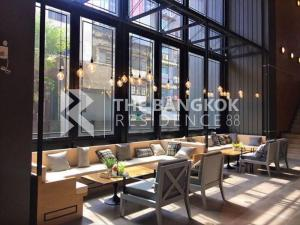 For SaleCondoLadprao, Central Ladprao : Hottest Price !! Chapter One Midtown Ladprao 24 @3.3 MB All in!!! - Fully furnished Near MRT Ladprao