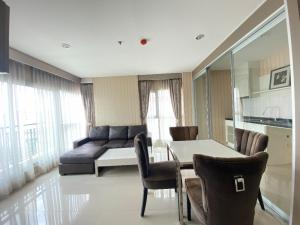 For RentCondoRama9, RCA, Petchaburi : for rent  Aspire Rama9 2 bedroom 66Sq.m. fully furnished  ready to move 20k 091-778-2888