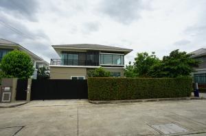 ขายบ้านปิ่นเกล้า จรัญสนิทวงศ์ : บ้านเดี่ยว 2 ชั้น 86 ตรว. 7.9 ล้าน
