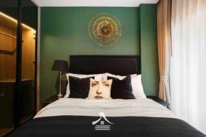 เช่าคอนโดพระราม 9 เพชรบุรีตัดใหม่ : 🔥🔥🔥For Rent The Line Asoke Ratchada🏬 ห้องสวย ✨แต่งครบ‼️ พร้อมอยู่‼️@JST Property.