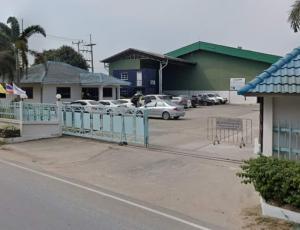 ขายโกดังพัทยา บางแสน ชลบุรี ศรีราชา : โกดังสินค้าใกล้แหลมฉบัง กับราคาแสนถูก ทำเลเยี่ยม
