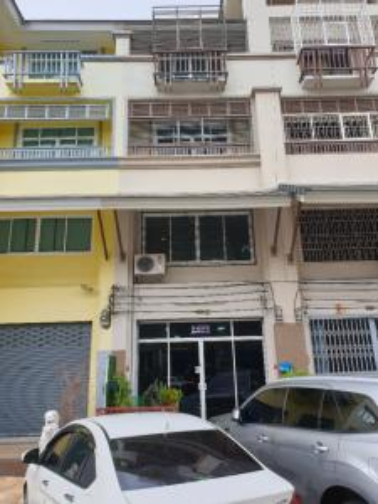 For RentShophouseRama 2, Bang Khun Thian : ด่วน !! ให้เช่า #ทาวน์โฮม #โฮมออฟฟิศ 4 ชั้น ออฟฟิศ+พักอาศัย+ครัว มีที่จอดรถ เพียง 24,000 (097-024-1046)