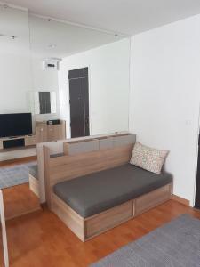 For RentCondoThaphra, Wutthakat : For rent  The President Sathorn-Ratchaphruek 3 - 1Bed, size 30 sq.m., Beautiful room, fully furnished.