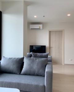 For RentCondoChengwatana, Muangthong : (For Rent) Condo New Noble Chaengwattana, new room, clean, elegant, 2 bedrooms, near Makro, Makro, Chaengwattana, just 2 minutes walk