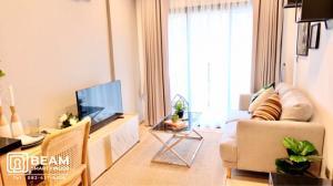 For RentCondoOnnut, Udomsuk : KW004_W ✨ KAWA HAUS ONNUT 77 🎇 Nice room, ready to move in.