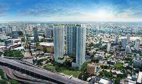 For RentCondoLadprao, Central Ladprao : The Saint Residences   For Rent plz add us at Line ID: @condo789 (with @ too)