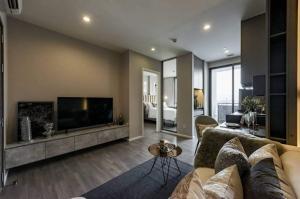 เช่าคอนโดอ่อนนุช อุดมสุข : The Room Sukhumvit 69 ห้องสวย ตกแต่งหรู เฟอร์ฯครบ ชั้นสูงวิวสวย ทำเลดี ใกล้ BTS พระโขนง เพียง100 เมตร🔥 For Rent 🔥