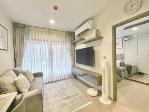For RentCondoRama9, RCA, Petchaburi : 🔥ให้เช่า!! คอนโด Life Asoke Hype (Rama9) 1 ห้องนอน 1 ห้องน้ำ ห้องสวย ชั้นสูง วิวดี + เฟอร์นิเจอร์ครบ พร้อมเข้าอยู่😍
